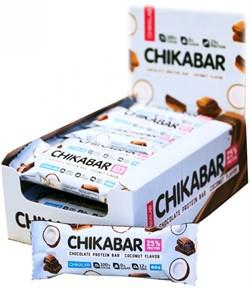 ChikaLab ChikaBar Батончик глазированный (60гр) - фото 9429