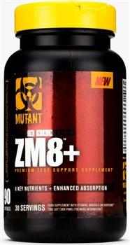 Mutant Core Series ZM8+ (90капс) - фото 9441