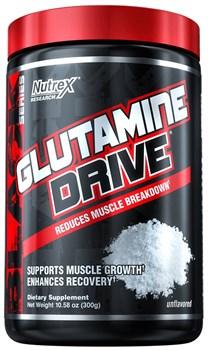 Nutrex Glutamine Drive Black (300гр) - фото 9442