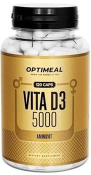 OptiMeal Vita D3 (120капс) - фото 9452