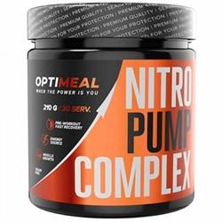 OptiMeal Nitro Pump Complex (210гр) - фото 9457