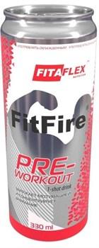 FitaFlex Nutrition FitFire Preworkout (330мл) - фото 9464