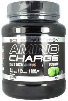 Scitec Nutrition Amino Charge (570гр) - фото 9471