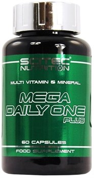 Scitec Nutrition - Mega Daily One Plus (60капс) - фото 9473