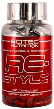 Scitec Nutrition - ReStyle (120капс) - фото 9474