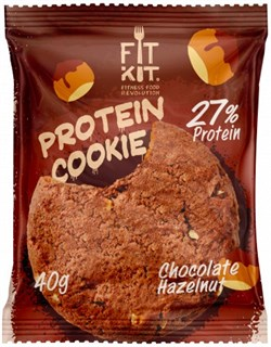 Fit Kit Protein Cookie (40гр) - фото 9490