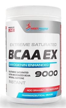 WESTPHARM - BCAA EX 9000 (400гр) - фото 9508