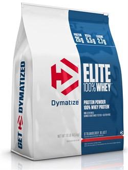 Dymatize Elite Whey Protein (4540гр) - фото 9514