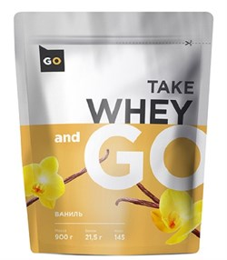 Take and Go Whey (900гр) - фото 9525