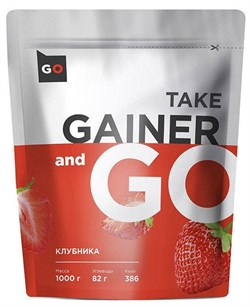 Take and Go Gainer (1000гр) - фото 9526