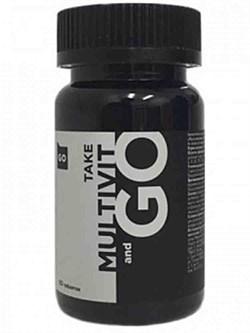 Take and Go MultiVitamin (60таб) - фото 9530