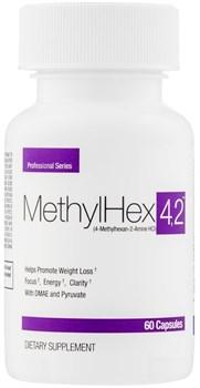 SEI Nutrition MethylHex 4.2 (60капс) - фото 9557