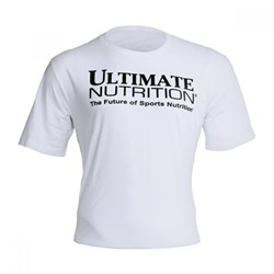 Ultimate Nutrition футболка (белый) - фото 9562