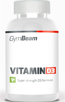 GymBeam Vitamin D3 (60гел.капс) - фото 9570