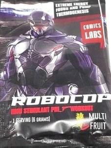 Comics Labs Robocop (1 порция) пробник - фото 9584