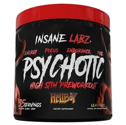 Insane Labz Psychotic Hellboy (247гр) - фото 9591