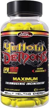 Anabolic Science Lab - Yellow Demons (100капс) - фото 9594