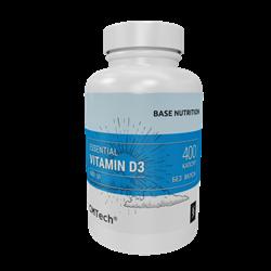 CMTech Vitamin D3 600UI (400капс) - фото 9628