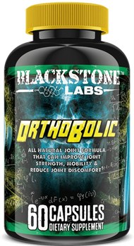 Blackstone Labs - Orthobolic (60капс) - фото 9635