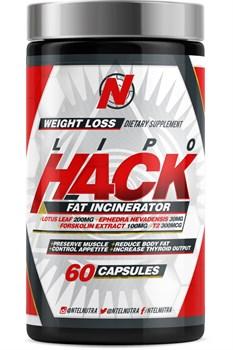 Ntel Pharma Lipo Hack (60капс) - фото 9654