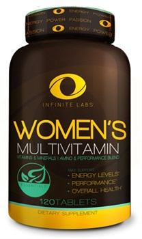 Infinite Labs Womens Multivitamin (120таб) - фото 9664