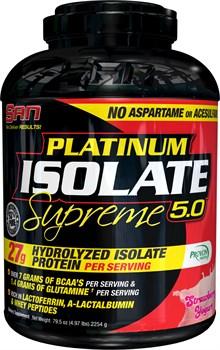 SAN Platinum Isolate Supreme (2277гр) - фото 9682