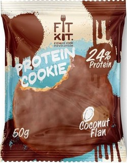 Fit Kit Protein Chocolate Cookie (50гр) - фото 9689