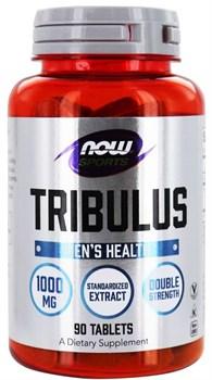 NOW - Tribulus 1000mg (90таб) - фото 9690