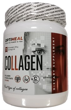 OptiMeal Collagen (210гр) - фото 9696