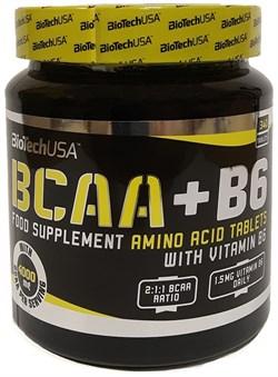 BioTech USA BCAA+B6 (340таб) - фото 9734