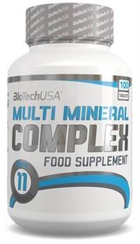 BioTech USA Multi Mineral Complex (100таб) - фото 9746
