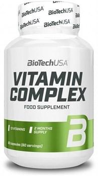 BioTech USA Vitamin Complex (60таб) - фото 9749