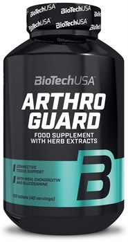 BioTech USA Arthro Guard (120таб) - фото 9752