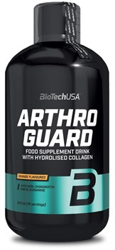 BioTech USA Arthro Guard Liquid (500мл) - фото 9760