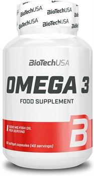 BioTech USA Omega 3 (90капс) - фото 9762