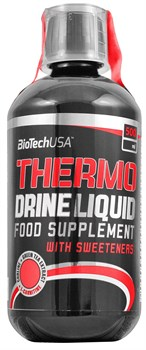 BioTech USA Thermo Drine Liquid (500мл) - фото 9769