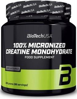 BioTech USA 100% Creatine Monohydrate (300гр) - фото 9775