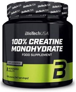 BioTech USA 100% Creatine Monohydrate (500гр) - фото 9776