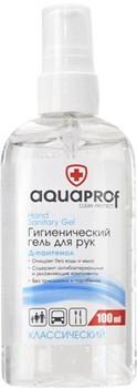 AquaProf Гигиенический гель для рук (100 мл) - фото 9816