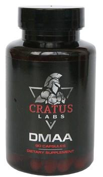 Cratus Labs - DMAA (90капс) - фото 9832