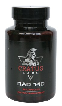 Cratus Labs - Radium (RAD-140) (90капс) - фото 9836