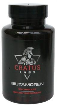 Cratus Labs - Ibutamoren (MK-677) (90капс) - фото 9838