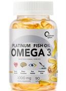 Optimum System Platinum Omega 3 (90гел.капс)