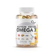 Optimum System Platinum Omega 3 (180гел.капс)