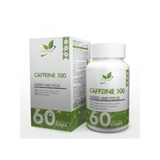 Natural Supp Caffeine 100mg (60капс)