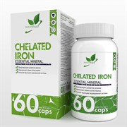 Natural Supp Chelated Iron (60капс)