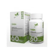 Natural Supp GABA 500mg (60капс)