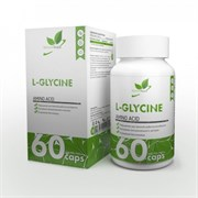 Natural Supp L-Glycine 1000mg (60капс)