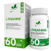 Natural Supp L-Theanine 200mg (60капс)
