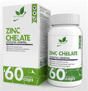 Natural Supp Zinc Chelate (60капс)